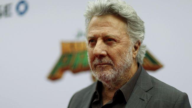 Dustin Hoffman Dituding Pernah Melecehkan Seksual Remaja
