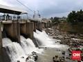 Bogor Hujan, Ketinggian Air di Bendung Katulampa Meningkat
