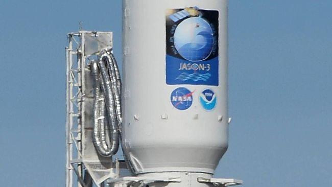 SpaceX Kirim Roket Berisi Misi Rahasia Pemerintah AS
