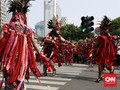 Kemenpar Promosikan 10 Bali Baru di CFD Jakarta