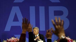 Pemerintah Tambah Setoran ke AIIB Rp1,8 Triliun