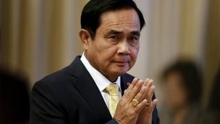 Eks Pemimpin Junta Thailand Dilantik Jadi Perdana Menteri
