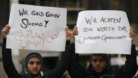 Alami Pelecehan, Gadis AS Diselamatkan Pengungsi Suriah