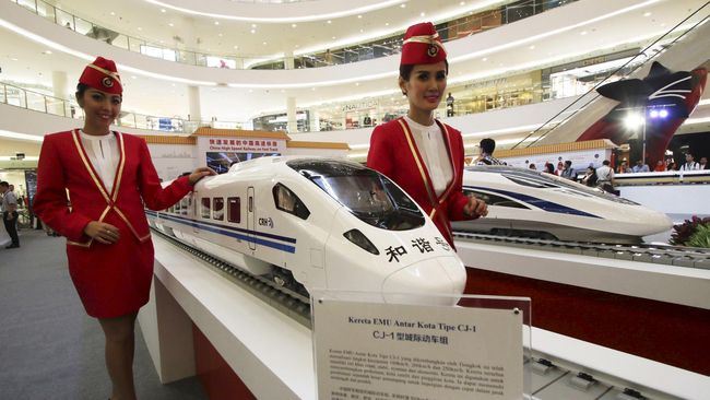 Wijaya Karya Jemput Bola Dana Kereta Cepat Sampai ke Beijing