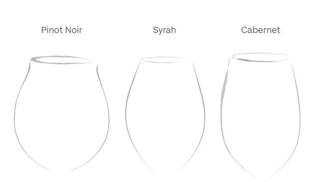 Bentuk Gelas Pengaruhi Rasa Wine