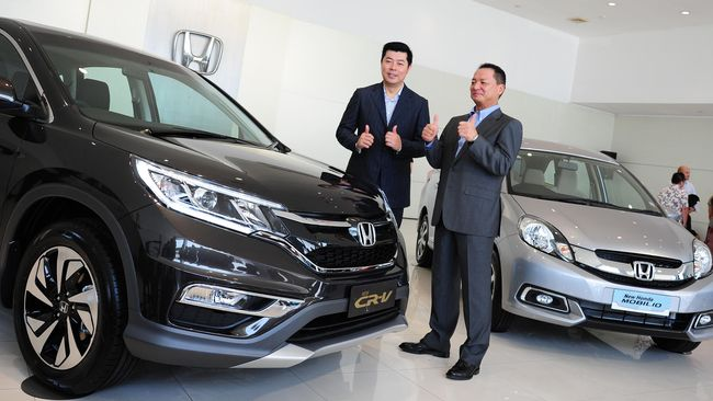 Masalah Airbag, Honda Indonesia Tarik Ratusan Ribu Mobil