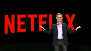 'Awan Gelap' Telkom Masih Membayangi Netflix di Indonesia