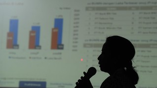 Setoran Dividen BUMN Tahun Depan Menciut Rp1,06 Triliun