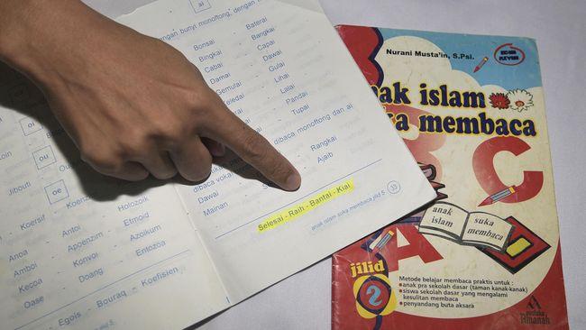Buku TK Berisi Ajaran Radikal Bukan Produk Pemerintah