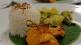 Kreasi Makanan Padang 'Fine Dining' di Spanyol