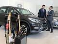 Honda CR-V Terbaru Siap Ramaikan Persaingan SUV di 2017