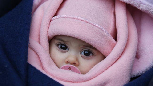 Yang Perlu Diketahui Sebelum Ajak Bayi Naik Pesawat