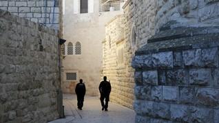 Israel Usir Keluarga Palestina di Rumah yang Diklaim Yahudi