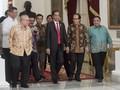 Menteri Kabinet Kerja Hadiri Peringatan Hari Pers Nasional