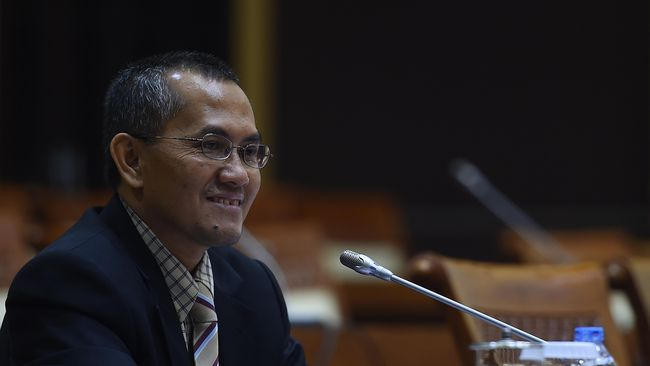 Ketua KY Minta Jadwal Ulang Pemeriksaan Kasus Tenis Hakim