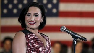 90 Hari Sadar, Demi Lovato Janji Lanjutkan Perjuangan