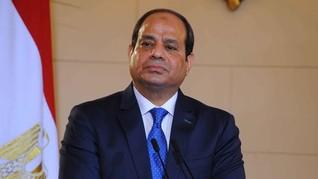 Mesir Lakukan Reshuffle Pejabat Keamanan Tinggi