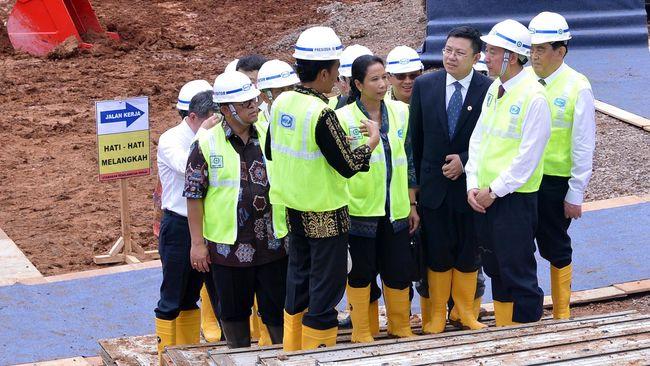 KCIC Bangun 408 Rumah Dinas TNI Pengganti Lahan Kereta Cepat