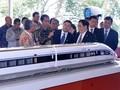 Konstruksi Kereta Cepat Jakarta-Bandung Harus Rampung di 2020