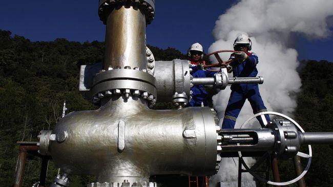 Pertamina Siap Operasikan Tiga PLTP 165 MW Tahun Ini