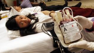 Remaja Berisiko Kehilangan Zat Besi Setelah Donor Darah