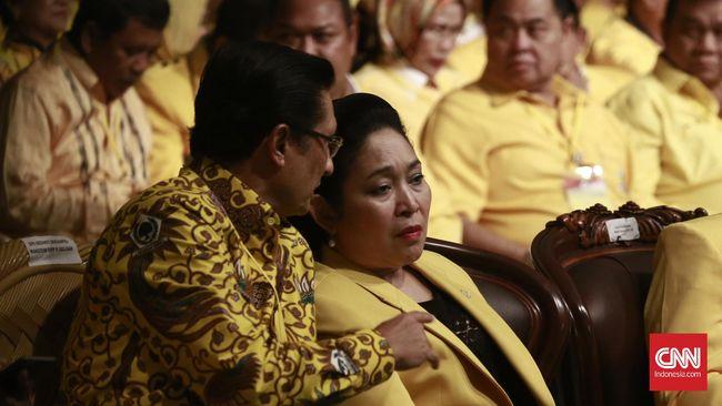Titiek Soeharto Siap Maju Jadi Ketua Umum Golkar