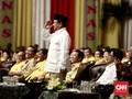 Prabowo Tegaskan Dukung Kebijakan Jokowi yang Pro Rakyat
