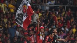 Slank Senang Abdee Manggung di Piala Jenderal Soedirman