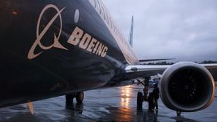 Pesawat Boeing 737 MAX Tak Akan Angkut Penumpang hingga 2020