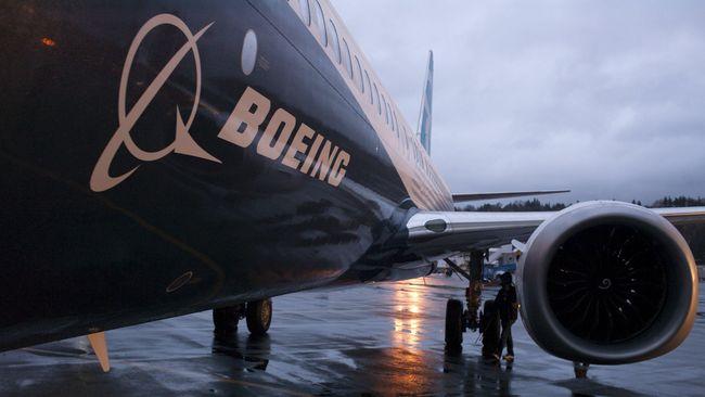 Boeing 737 MAX Diterpa Masalah Baru, Operasional Diundur