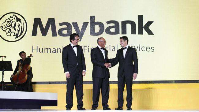 Laba Maybank Grup Kuartal I 2019 Turun Jadi Rp6,17 triliun
