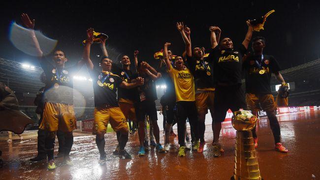 Piala Bhayangkara Libatkan Perusahaan Pengganti PT Liga