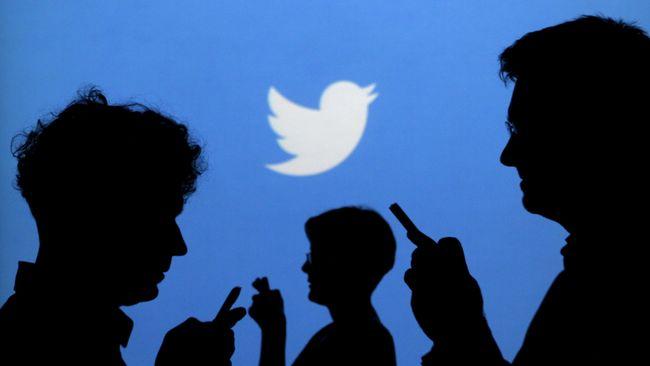 Pengguna Aktif Twitter Terus Menurun