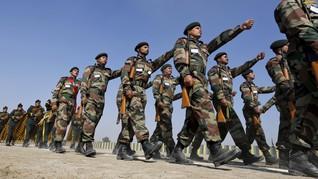 Tangkal China, India Bangun Pangkalan Militer di Seychelles