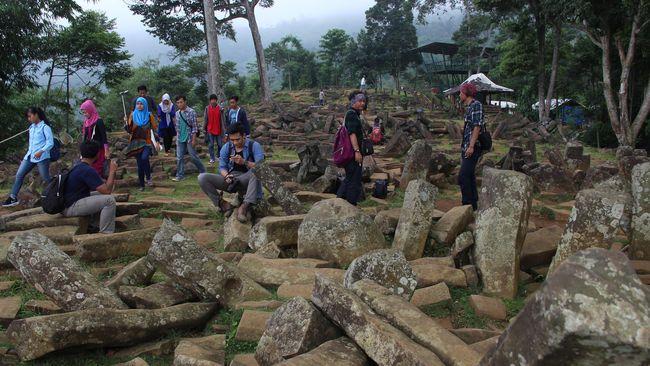Peneliti Kritik Jokowi Abaikan Penelitian Situs Gunung Padang