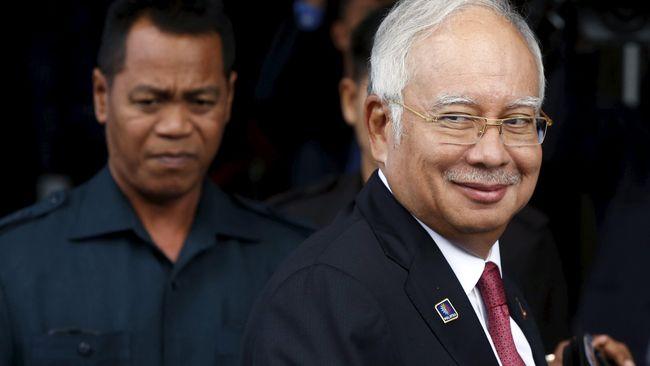 UMNO: Terima Sumbangan Saudi, Najib Tak Korupsi