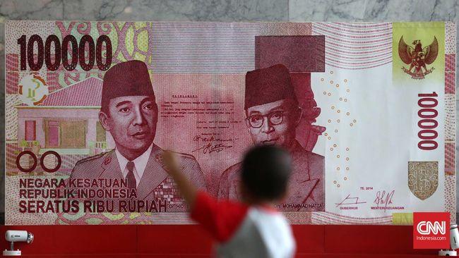 Utang Luar Negeri Indonesia Naik 3,7 Persen jadi US$311,5 M