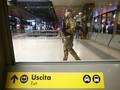 Ada Pria Bersenjata, Penumpang di Stasiun Roma Dievakuasi