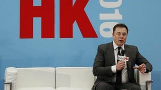 Elon Musk Mulai Jualan Paket Data Satelit Internet Global