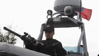 Taiwan Percaya Diri Hadapi Militer China