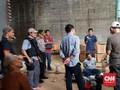 Gerebek Gudang Mebel, BNN Amankan Ratusan Kilogram Sabu