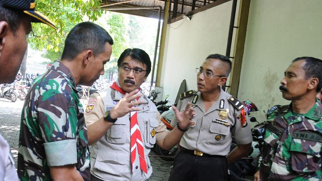 Kwarnas Gerakan Pramuka Minta Ganti Rugi Lahan LRT Jabodebek