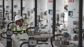 Mengukur Kemampuan RI Ekspor Avtur Sesuai Keinginan Jokowi