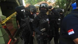 Polisi Koordinasi dengan Malaysia Soal Katibah Nusantara