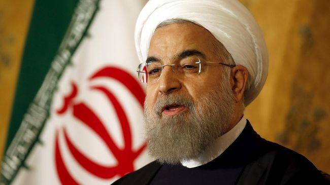Iran Sebut Tak Gentar Sanksi Baru, Kembali Sebut AS Idiot