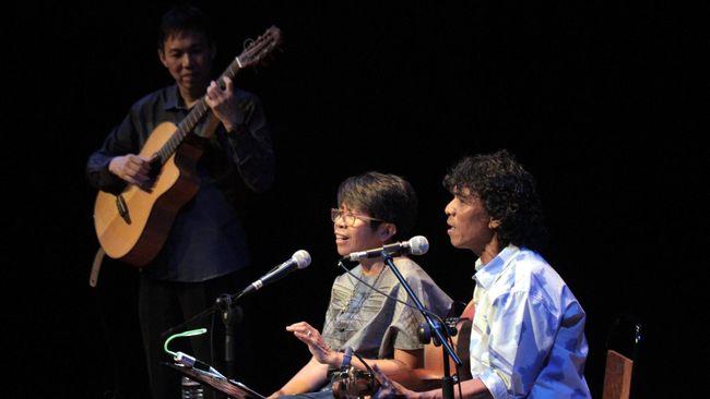 Lantunan Elok Lagu Puisi AriReda