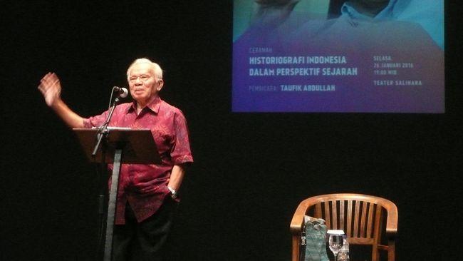 Dilema Penulisan Sejarah di Indonesia