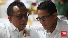 Gerindra-PKS Tunda Pembahasan Calon Wagub Baru DKI