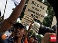 Ahok Tak Mau Lagi Beri Toleransi Tukang Becak
