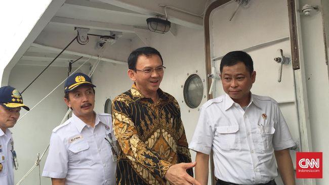 Menteri Jonan Ikuti Kemauan Ahok Terkait Rel LRT